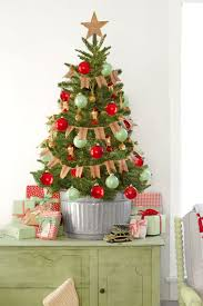 Cream Colored Christmas Tree Ornaments Inspirationa 23 Best Small Trees Ideas For Decorating Mini