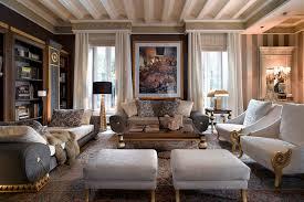 Felipe Seating Area Traditional Living Room