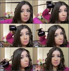 Bed Head Curlipop by Sparkle Me Pink Infiniti Pro By Conair Curl Secret Review
