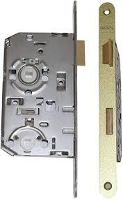 abus einsteckschloss 78 8mm rechts badezimmer bad wc tür