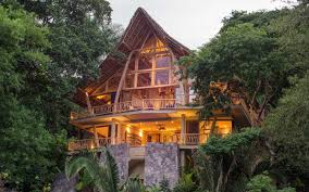 100 Tree Houses With Hot Tubs This House In Mexico Is The Vacation Spot Of Your Dreams