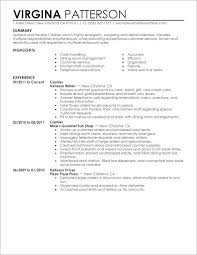 Server Position Resume Examples Duties For Catering