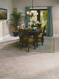More 5 Cute Best Type Of Flooring For Dining Room