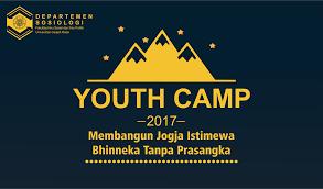 Youth Camp 2017 Membangun Jogja Istimewa Bhinneka Tanpa Prasangka