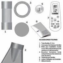 kit evacuation climatiseur mobile tuyau evacuation climatiseur mobile achat tuyau evacuation