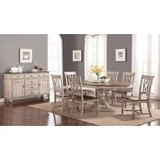 Flexsteel Wynwood Collection Plymouth Table And Chair Set