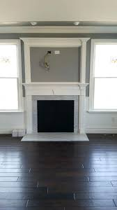how to install tv fireplace stunning fireplace tile ideas for