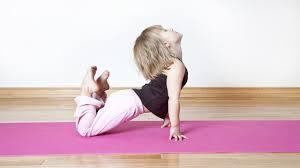 Triyakatadasana For Kids Fitness