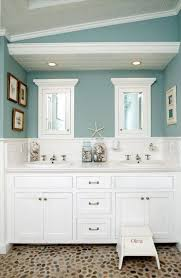 99 Perfect For A Beach Themed Bathroom Ideas (79)   Home Decor ... Beautiful Inspiration Beach Theme Bathroom Ideas Nautical Themed 25 Best And Designs For 2019 Home Diy Most Likeable Elegant Ocean Decor Ideas Remodeling In Themed Bathroom Accsories Sets Lisaasmithcom Coastal Decor Creative Decoration Beach Ocean Shower Curtain Visiontotalco Kids Natural For Design Excellent Decorating Tropical