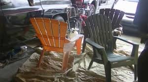100 Ace Hardware Resin Rocking Chair Lawn Chairs Using Plastic Paint From Lowes YouTube