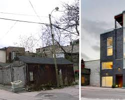 104 House Tower A Toronto Couple Bought This Shed For 50 000 Now It S A Five Storey Home Listed For 2 25 Million The Star