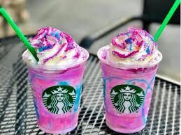 What Starbucks Unicorn Frappucino Tastes Like