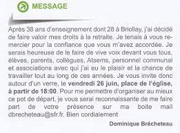 départ retraite message pn88 jornalagora