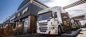 100 Truck And Trailer Supply Scania Aims To Slash Emissions In McDonalds Chain With Alt