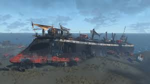 wreck of the fms northern star fallout wiki fandom powered by