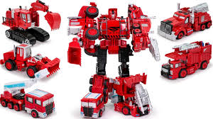 Red Color Defomation Fire Rescue Team Combiner 5 In 1 Transformers ... Transformers Generations Titans Return Megatron And Doomshot Fun Blox 2 In 1 Transformer Block Set 429pcs Electrical Transformer Explodes At Flower Hospital Patients Not Commercial Fire Extinguished Jordan Business Explosion Leaves Ahs The Dark The Warrior Weekly Paw Patrol Marshalls New Forest Fire Truck Toy Truck Kids Youtube Alloy Tank Rescue Car Model Toy Lego Moc16810 Heatwave Creator Model Fire 2018 1927 Ahrens Foxns4 Firetruck For Sale Buy Classic Cars Hyman Ltd