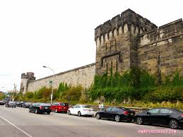 Eastern State Penitentiary Halloween 2017 by Eastern State Penitentiary Iamnotastalker