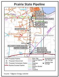 State Will Draw Supplies From Interconnects In And Around Douglas County Illinois Those Options Include With REX PEPL Trunkline