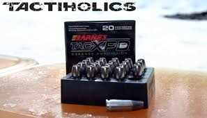 Ballistic Gel Test: Barnes Tac-XPD 9mm - Tactiholics™ - YouTube Ammo Test Barnes Tacxp 45 Acp P Gunsamerica Digest Premium 9mm Tacxpd 115 Grain Schp 20 Rounds 357 Mag For Sale 125 Hp Ammunition In Field Testing Of The G2 Research 380 Against Coming Review Doubletap 80gr My Gun Culture 40 Sw Clark Armory Page 2 Handgun Selfdefense Ballistic Testing Data Bulk By 115gr 185gr