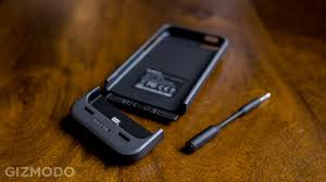 Mophie Juice Pack Helium for iPhone 5 Review Wherein Juicing Is A