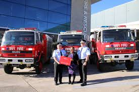 NSW Gives 3 Fire Trucks, Equipments To SI Fire & Rescue Dept ... Station 4 Klein Volunteer Fire Department Truck Gallery Eone Firerescuetrucks Mega Sylvania Township Buys 3 Firescue Trucks Graduates R001s Fdny Collapse Rescue 1 New York City Flickr Raise It Up With Cranes Firefighting 16304 2001 Pierce Fl70 Light And Air Emergency Unit County Fire Rescue Truck For Airport Safety Equipment Stock Walkin Rescue Trucks Three Emergency Lights Active Fighting Edmton Ab Fd Technical Svi Trucks