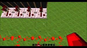 Flashing Redstone Lamp Minecraft by Minecraft Redstone Tutorials How To Invert A Redstone Lamp Youtube