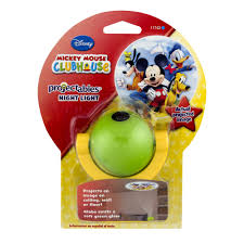 Mickey Mouse Clubhouse Ceiling Fan by Ge Disney Projectables Night Light 1 0 Ct Walmart Com