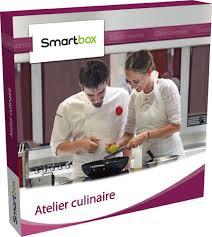 smartbox cours de cuisine smartbox coffret atelier culinaire coffrets cadeaux achat