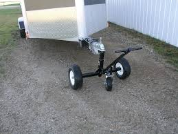 HD Dolly Adjustable Trailer Moves With Caster 2day Delivery | EBay