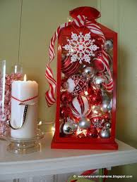 Best Christmas Decorating Blogs by 25 Unique Christmas Lanterns Ideas On Pinterest Xmas