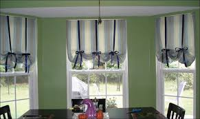 Cafe Style Curtains Walmart by Cafe Curtains Walmart Kitchen Kitchen Window Treatments Swag