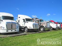 Used Kenworth Trucks | Repairs | Coopersburg & Liberty Kenworth
