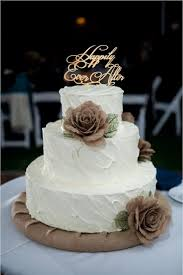 Forever Wedding Cake Toppers