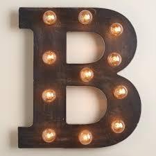 b marquee light world market home inspirations