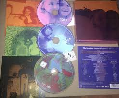 Smashing Pumpkins Siamese Dream Lp by 2011 The Mexican Taint