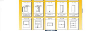 caisson cuisine sur mesure logiciel de cuisine fusion 3d sketchup