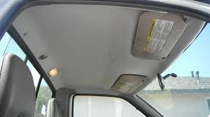Headliner Replacement 99 Single Cab - Nissan Frontier Forum 905x60 23x150cm Ceiling Roof Ling Foam Backing Upholstery New Headliner Ford Truck Enthusiasts Forums Redneck Vin Of Truck With Light Grey Pewter Sunvisor Plastic Would Anybody Happen To Have A Headliner For Mk1 Rabbit 09 Badly Sagging Honda Ridgeline Owners Club Repair Headlinerrepair Rewrapped The American Flag Remove Trim Fixing My Mistake Rangerforums The Ultimate 1208lrmp13o1963cvrolettruckcustomheadliner Lowrider