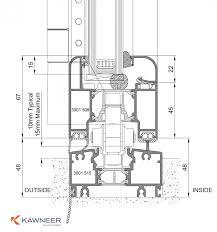 Kawneer Curtain Wall Doors by Kawneer Door Hardware Handles Parts Panic Device For Sale