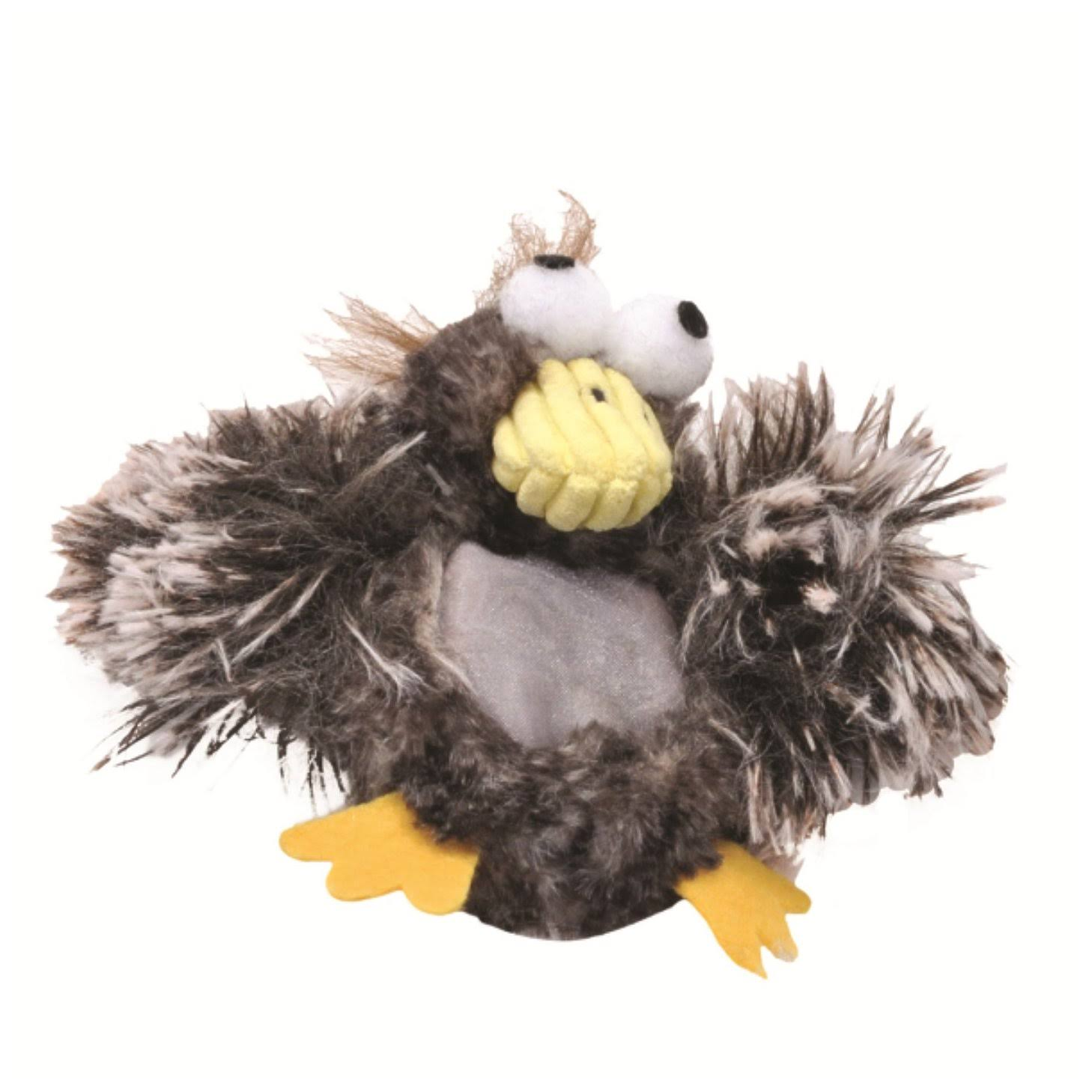 Bergan Turbo Catnip Belly Duck Cat Toy