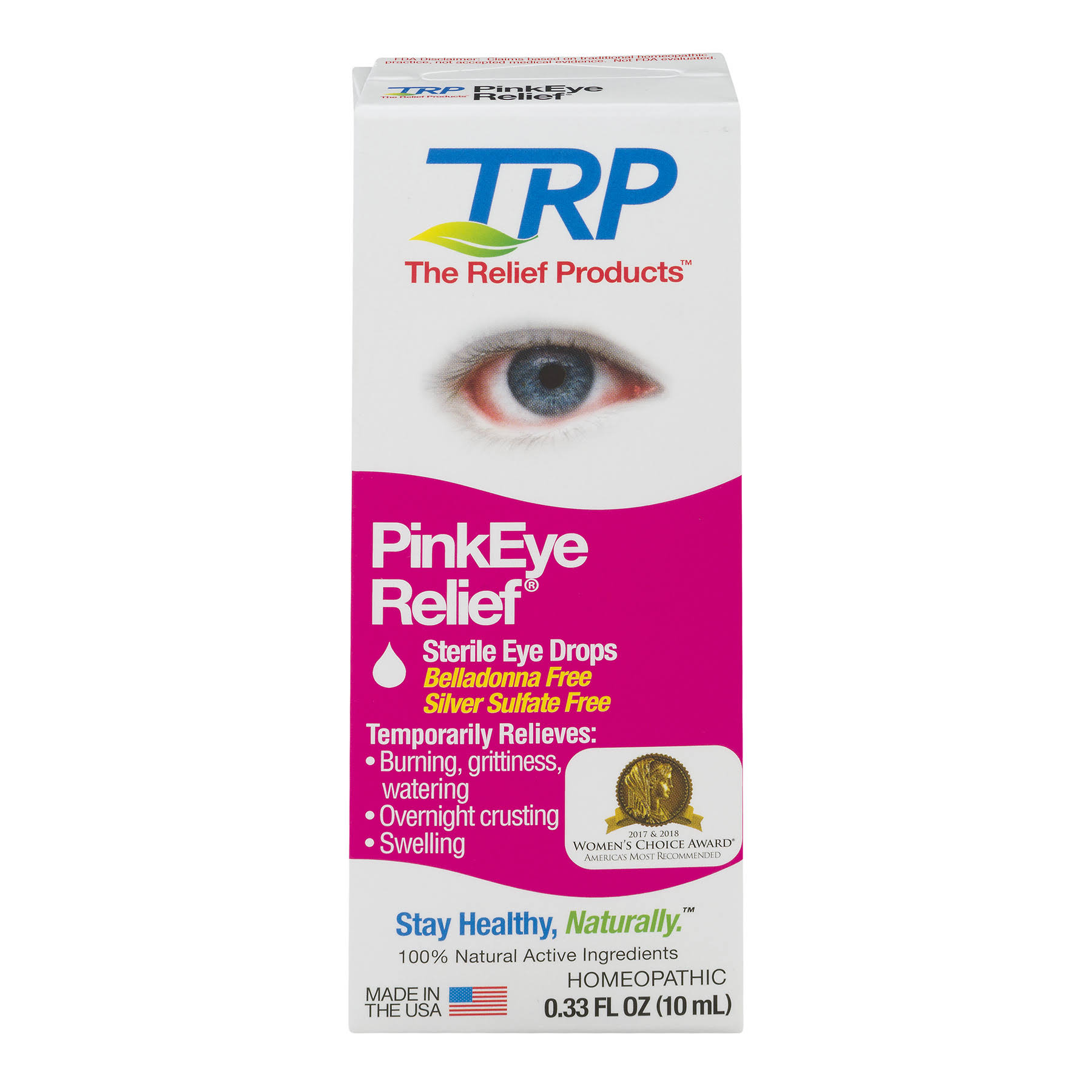 TRP Company Pink Eye Relief - 0.33 oz
