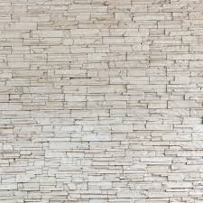 White Stone Tile Texture Brick Wall Paper Wallpaper PW327120424 In Wallpapers From Home Improvement On Aliexpress