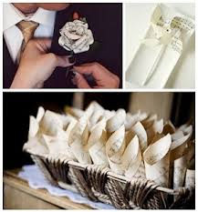 Sheet Music Wedding Inspiration Alexandranicoledesign DIY Paper Crafts Have