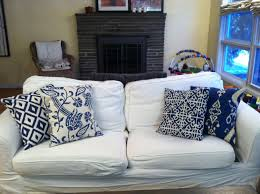 DIY Pottery Barn Indigo Pillow Covers – Lovinglink 200 Best Pottery Barn Designs Images On Pinterest Bathroom Ideas Painted Pumpkin Pillow Inspired Basketweave Cushion Cover Au Tips Ideas Catstudio Pillows Target Brings Coastal Chic To South Beach Are Those Amy Spencer Interiors Printed And Patterned Silver Taupe Performance Tweed Really Like The Look Place Mats Style For Less The Knockoff Pillow Seasonal Pillows A Fraction Of Price From Thrifty Decor Chick