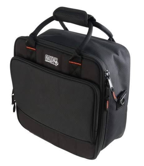 "Gator Cases Mixer and Gear Bag - Black, 12"" x 12"" x 5.5"""