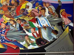 Denver International Airport Murals Youtube by 18 Denver Airport Conspiracy Murals The Illuminati Symbol