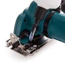 makita cc301dwae 10 8v cxt cordless tile cutter 2 x 2ah batteries
