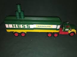1975 Hess Barrel Truck | Hess Trucks By The Year Guide | Pinterest ... Toy Trucks Hess Colctibles Price List Glasses Bags Signs Hess Truck 2013 Truck And Tractor Collector Item 2000 Mini Toys Buy 3 Get 1 Free Sale Collectors Forum Home Facebook All Where Can I Sell My Vintage Hobbylark 197576 Freight Carrier W Barrels Box 1967 Tanker Red Velvet Base With Box By The Amazoncom 1984 Oil Bank Games 1996 Emergency Ladder Fire Empty Boxes Store Jackies