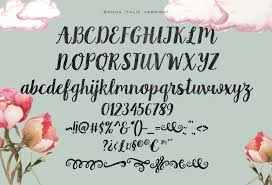 Cinzel Decorative Font Photoshop by Bossa Nova Script Inspired Font Stressed Strokes Uneven Legs