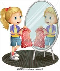 Girl Changing Clothes Clipart Regarding Putting On