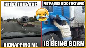 100 Funny Truck Driver Jokes Only Real Ers Will Find Memes YouTube